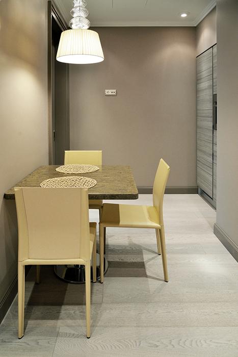 Квартира. кухня из проекта , фото №38425
