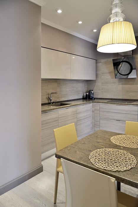 Квартира. кухня из проекта , фото №38415