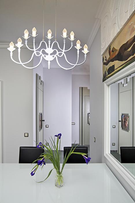 Квартира. столовая из проекта , фото №38463