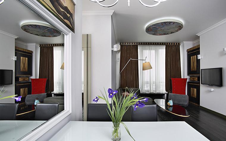 Квартира. гостиная из проекта , фото №38453