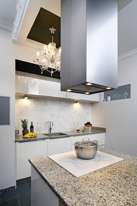 Квартира. кухня из проекта , фото №38468