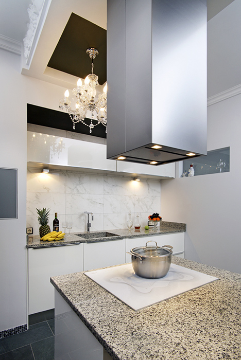 интерьер кухни - фото № 38468