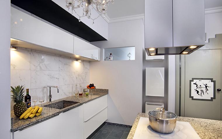интерьер кухни - фото № 38469