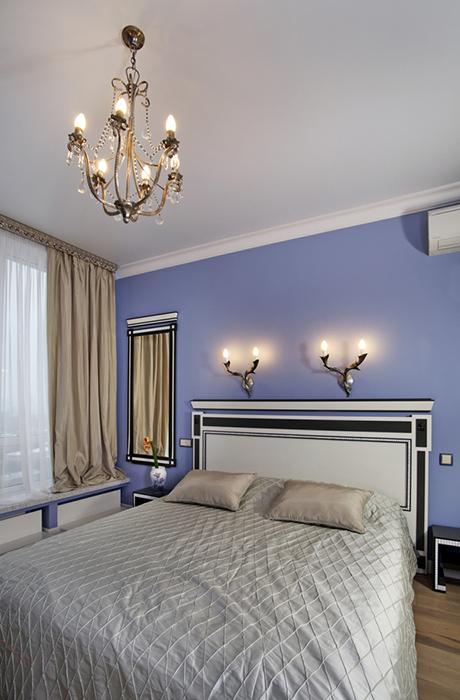 Фото № 38438 спальня  Квартира