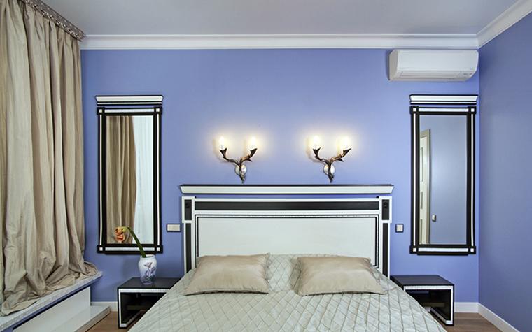 Квартира. спальня из проекта , фото №38439