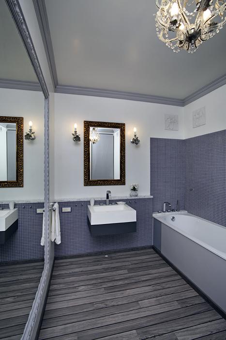 Фото № 38440 ванная  Квартира
