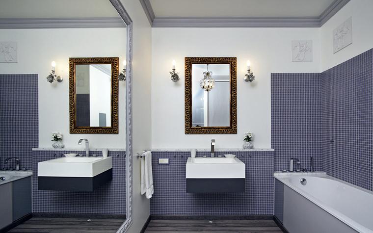 Фото № 38441 ванная  Квартира