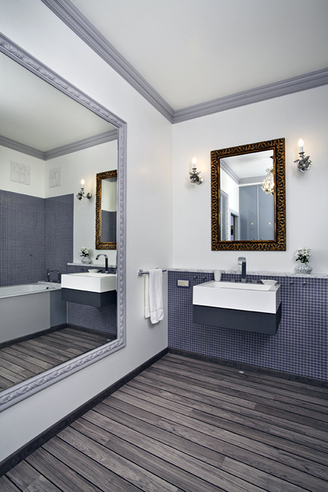 Фото № 38442 ванная  Квартира