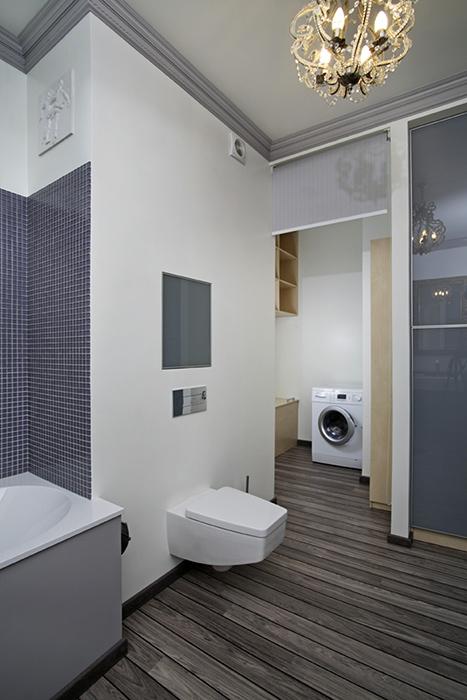 Фото № 38443 ванная  Квартира