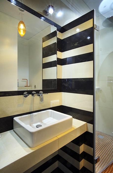 Фото № 38444 ванная  Квартира