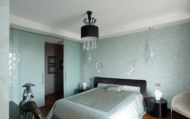 интерьер спальни - фото № 38476
