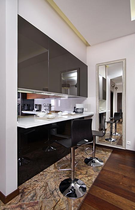 Квартира. гостиная из проекта , фото №38507
