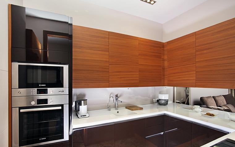 Квартира. кухня из проекта , фото №38495