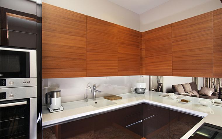 Квартира. кухня из проекта , фото №38496