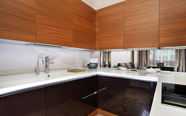 Квартира. кухня из проекта , фото №38497