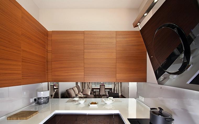 Квартира. кухня из проекта , фото №38498