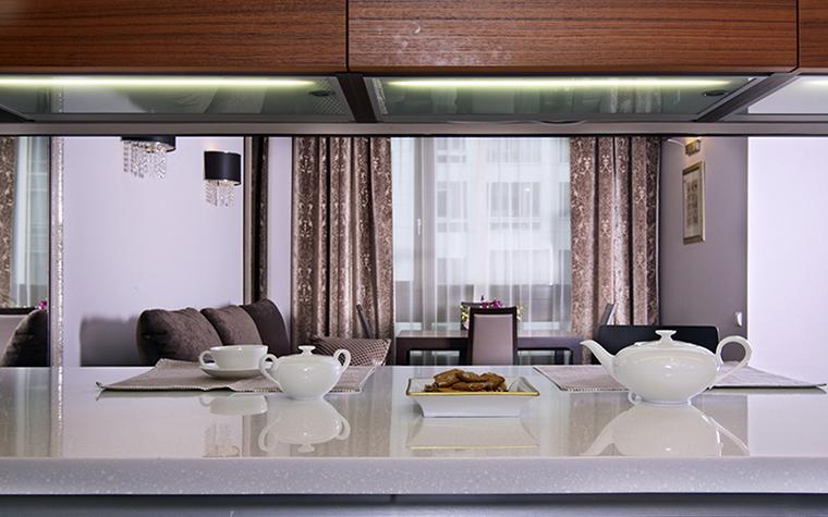 Квартира. кухня из проекта , фото №38500