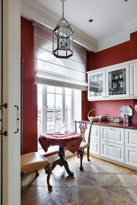 интерьер кухни - фото № 38557