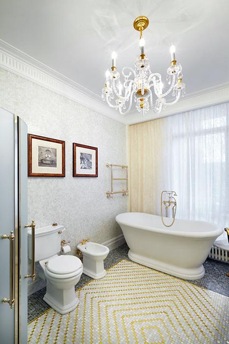 Фото № 38582 ванная  Квартира