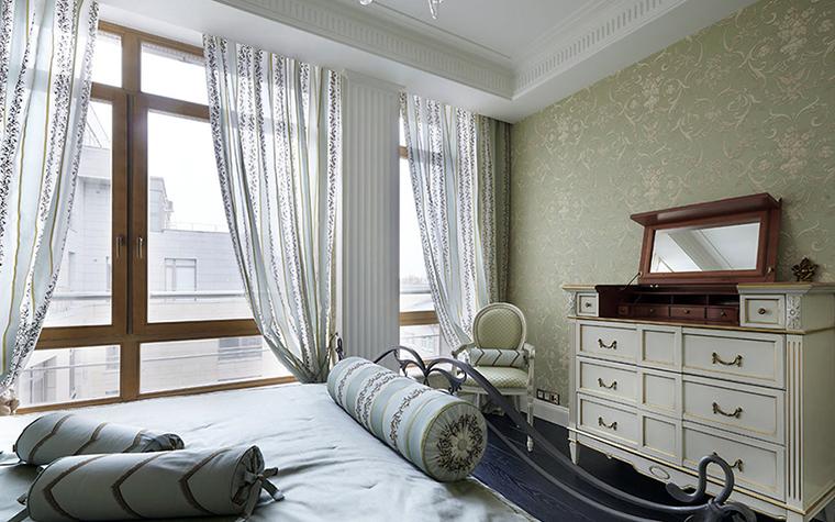Фото № 38584 спальня  Квартира