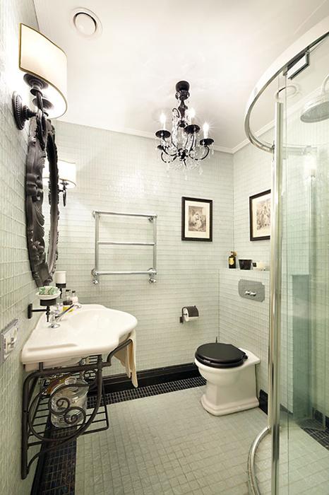 интерьер ванной - фото № 38585