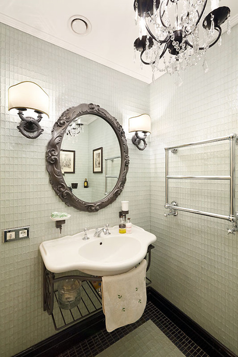 Фото № 38586 ванная  Квартира