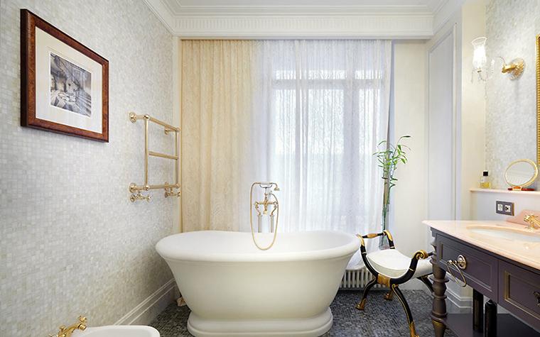 Фото № 38580 ванная  Квартира