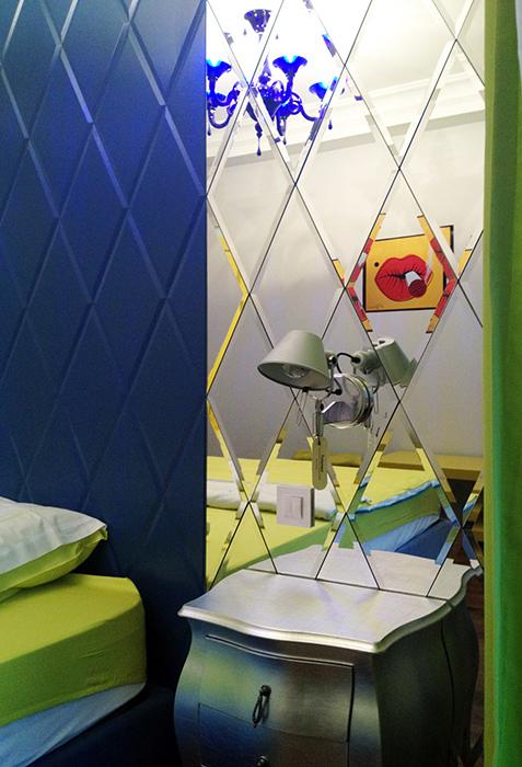 интерьер спальни - фото № 38622