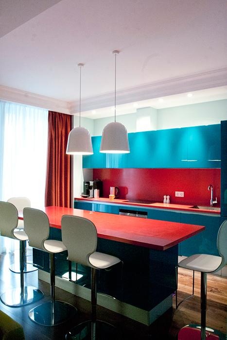 Квартира. кухня из проекта , фото №38623