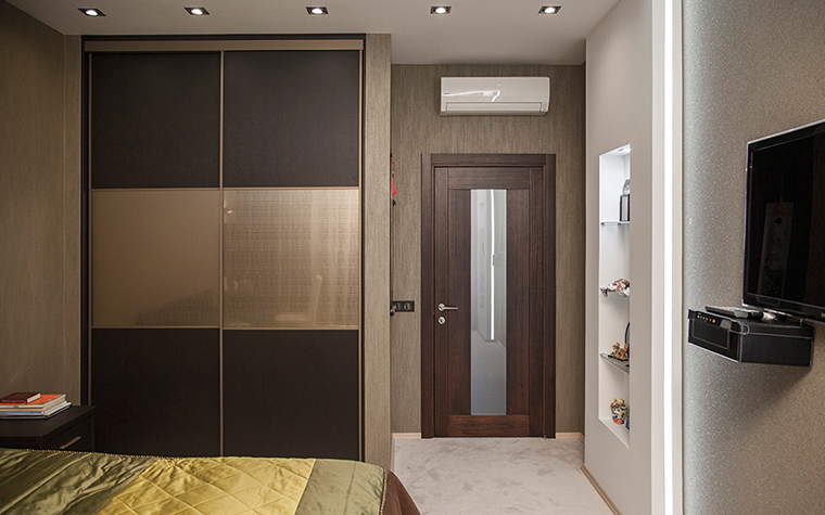 Фото № 38721 спальня  Квартира