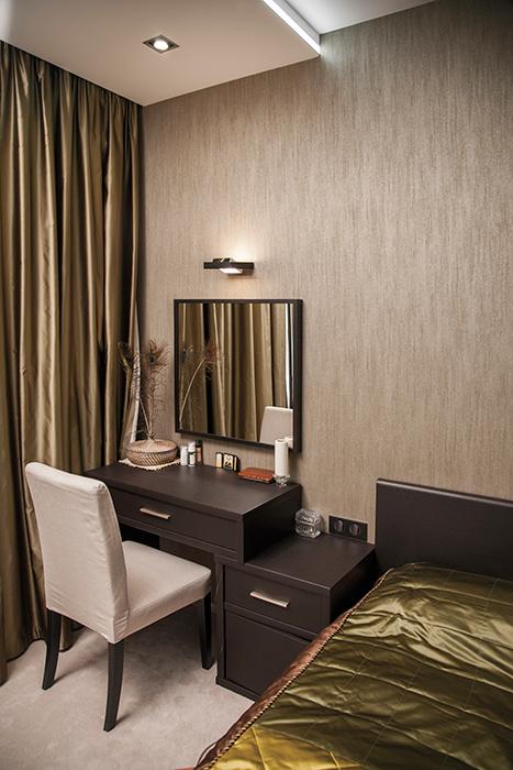 Фото № 38724 спальня  Квартира