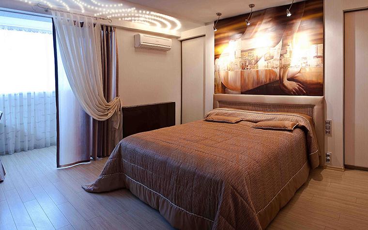 интерьер спальни - фото № 38735
