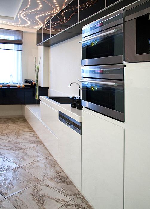 Фото № 38742 кухня  Квартира