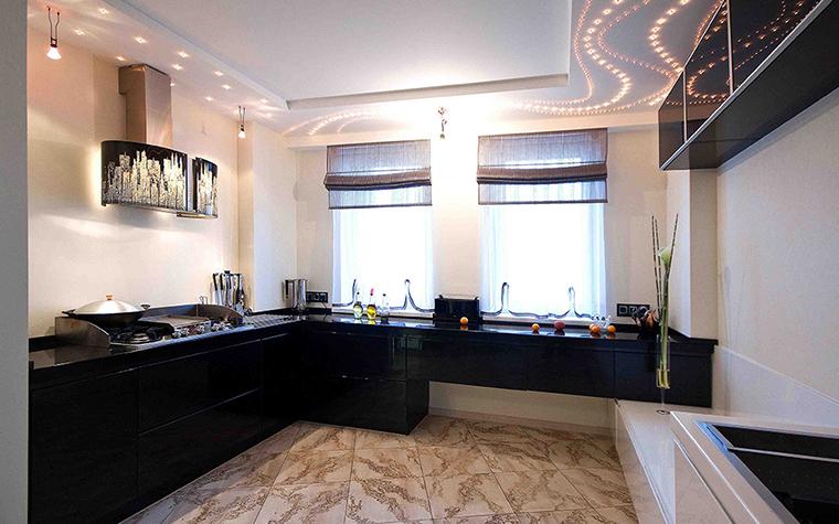 Фото № 38738 кухня  Квартира