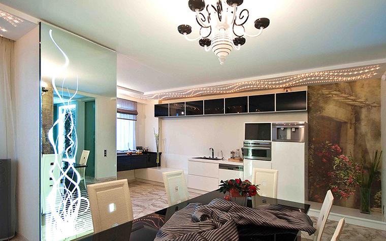 Фото № 38739 кухня  Квартира