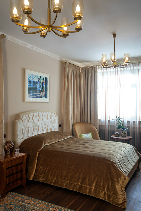 спальня - фото № 38762