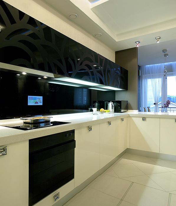 Квартира. кухня из проекта , фото №38787