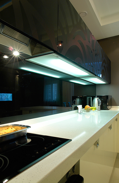 Фото № 38785 кухня  Квартира
