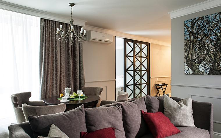 интерьер гостиной - фото № 38838