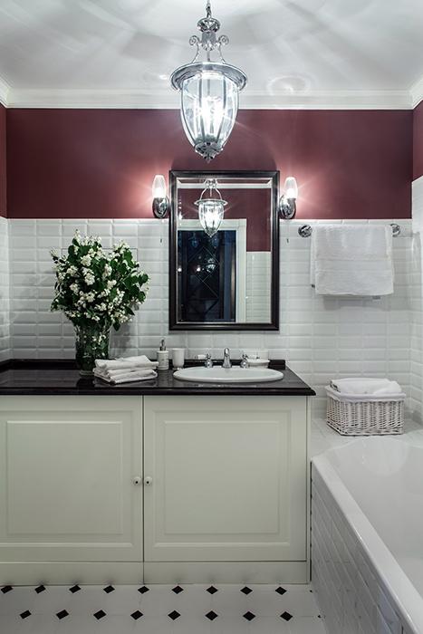 Фото № 38844 ванная  Квартира