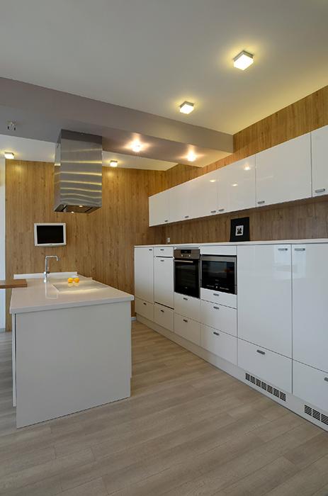 Фото № 38869 кухня  Квартира