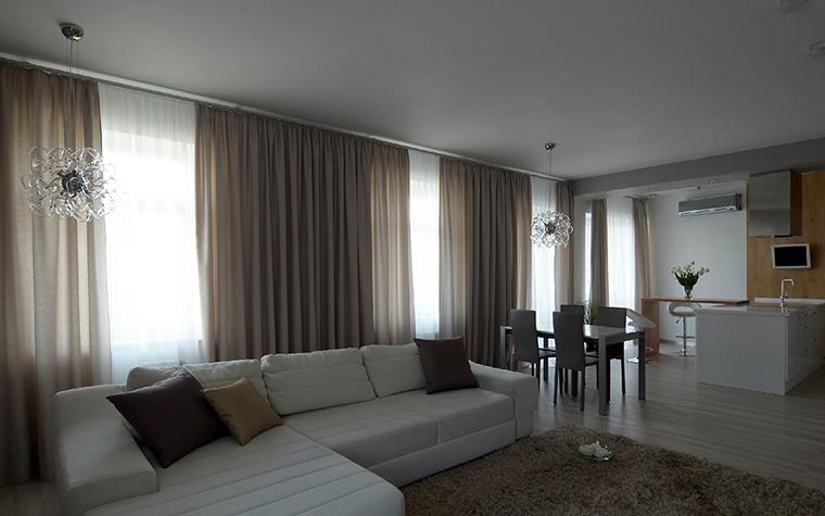 интерьер гостиной - фото № 38862