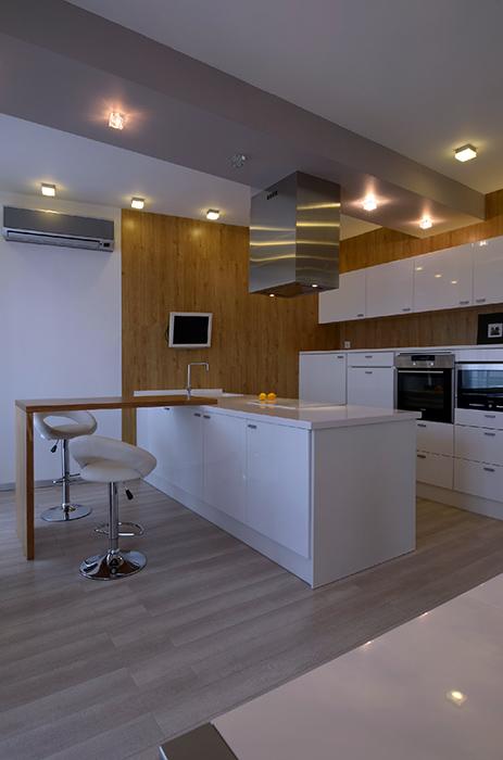 Фото № 38867 кухня  Квартира