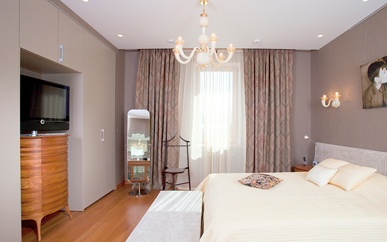 интерьер спальни - фото № 38952