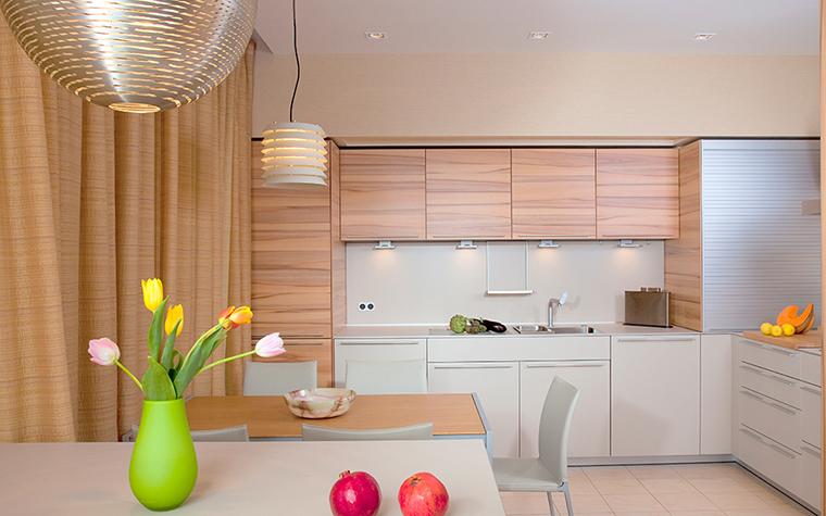 Фото № 38950 кухня  Квартира