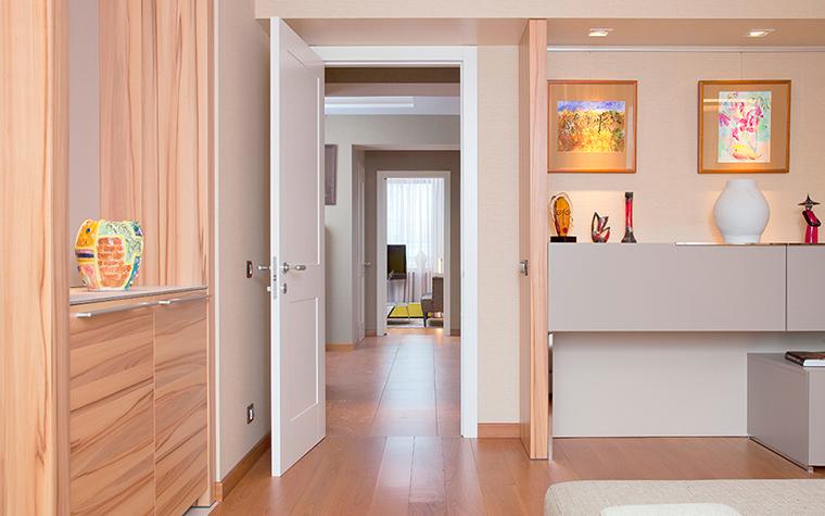 Фото № 38951 гостиная  Квартира