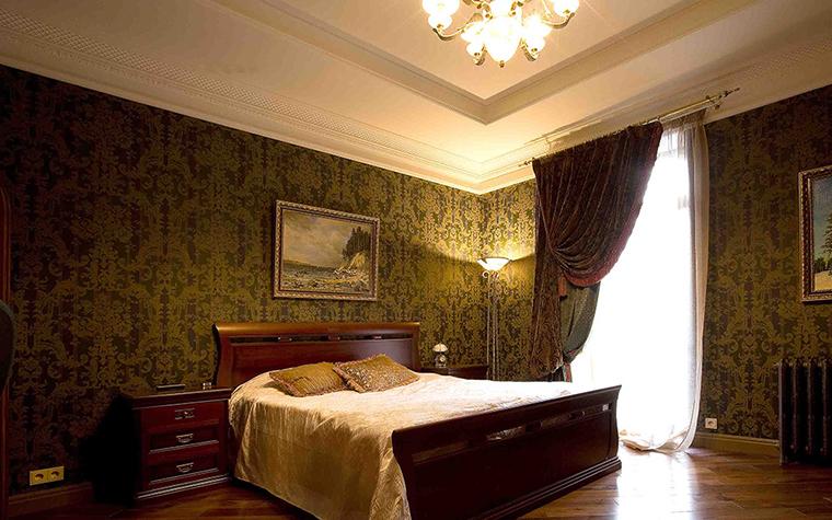 интерьер спальни - фото № 38934