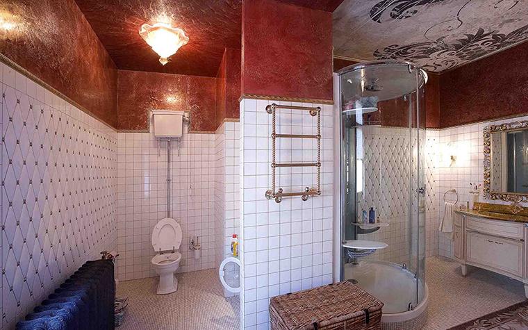 Фото № 38929 ванная  Квартира