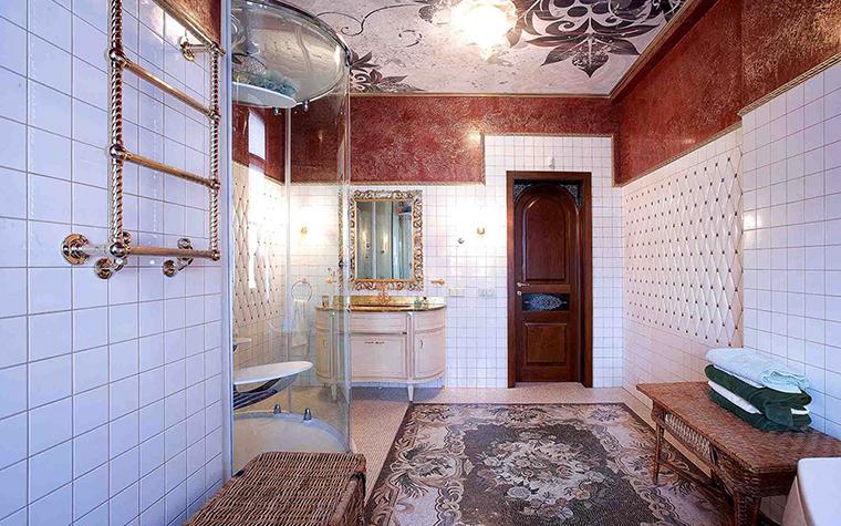Фото № 38930 ванная  Квартира