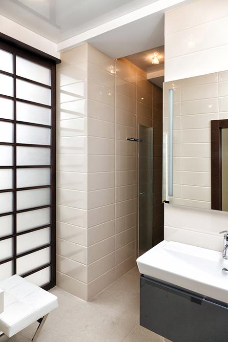 Квартира. ванная из проекта , фото №38972